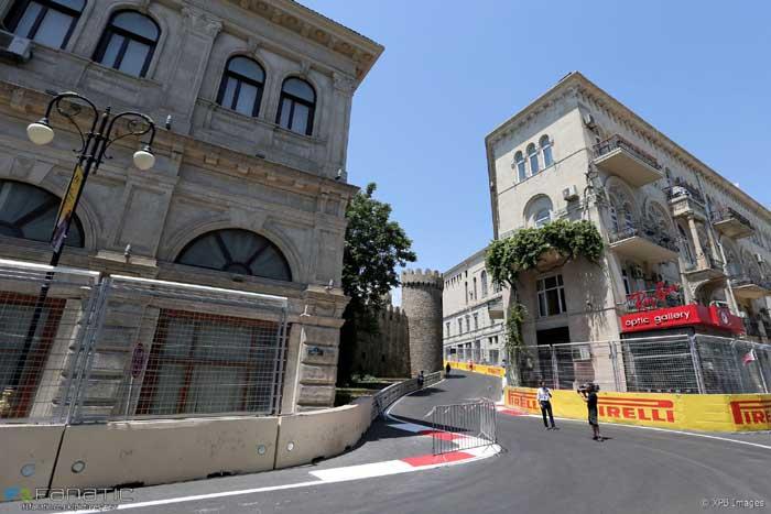 Circuito de Baku