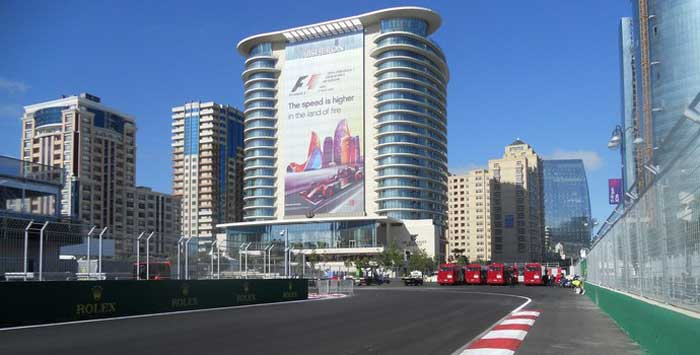 F1 – GP do Azerbaijão 2016 – Preview Autoracing