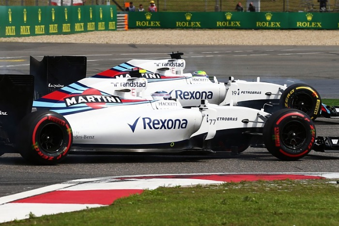 Valtteri Bottas e Felipe Massa