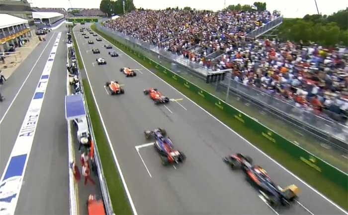Circuito Gilles Villeneuve em Montreal