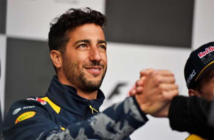 Daniel Ricciardo - Canadá 2016