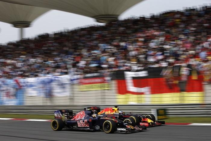 Carlos Sainz e Daniel Ricciardo