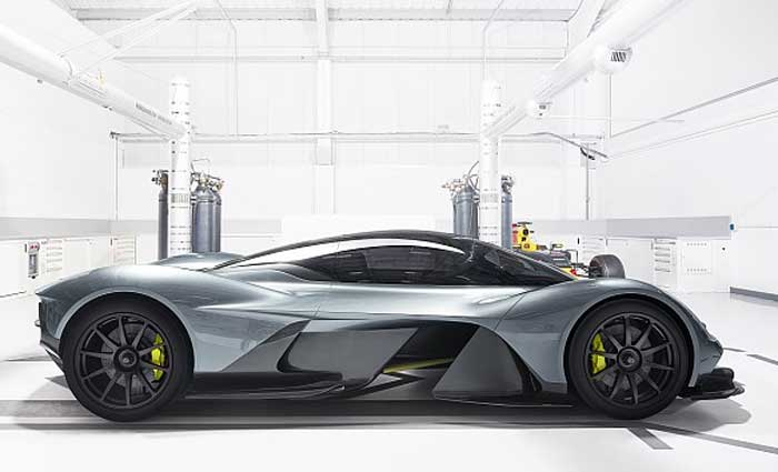 Red Bull Aston AM-RB 001