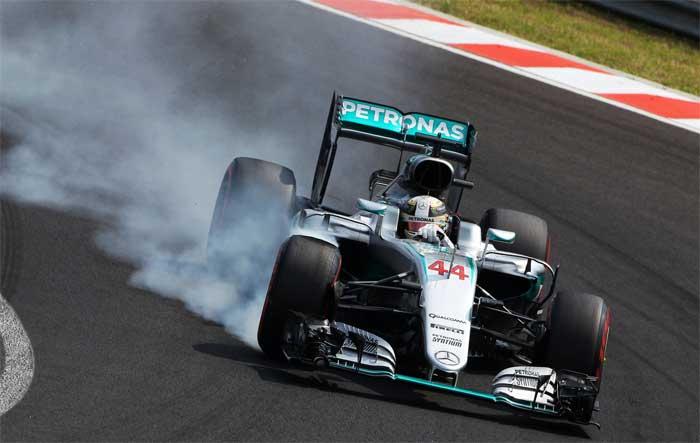 F1 – Hamilton vence na Hungria e assume a liderança do ...