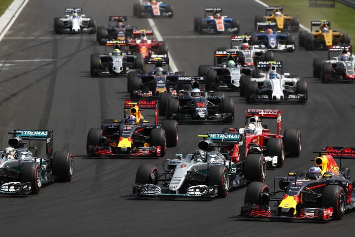 Enquanto isso, na Formula 1…