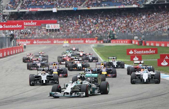 F1 – GP da Alemanha 2016 – Preview Autoracing