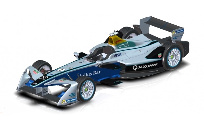 Fórmula E para 2016/2017
