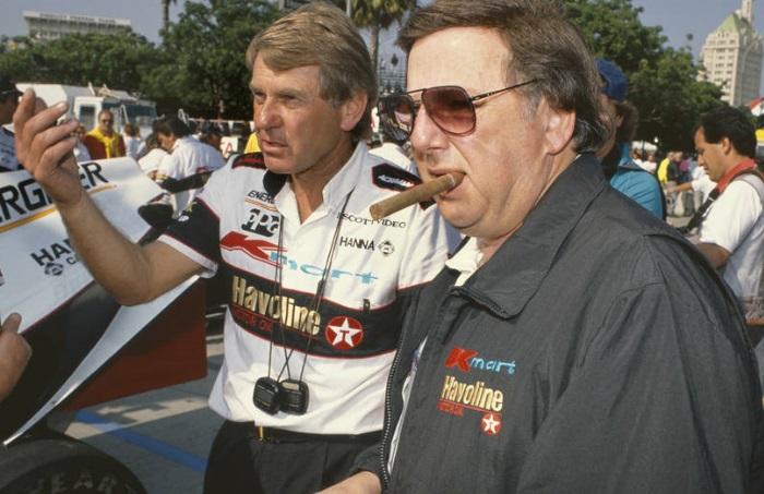 Indy – Lenda do automobilismo Carl Haas morre aos 86 anos