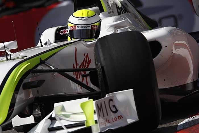 Jenson Button - Brawn GP - 2009