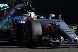 F1 – Punição de Hamilton sobe para 55 posições no grid em Spa