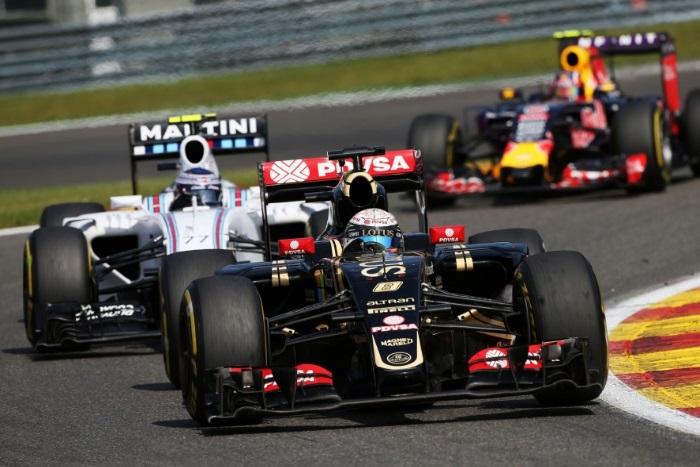 F1 – Renault projeta carro de 2017 baseado no Lotus de 2015
