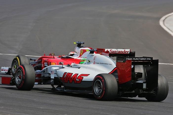 Haas e Ferrari