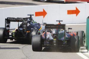 Nico Hulkenberg e Fernando Alonso