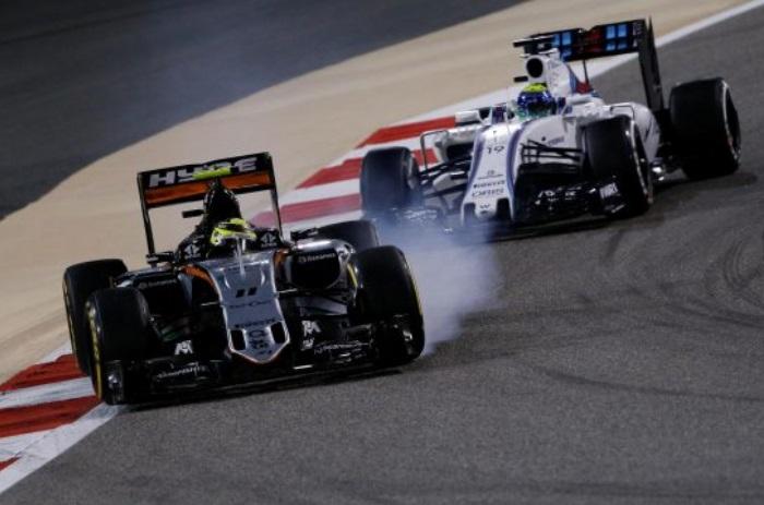 Force India e Williams