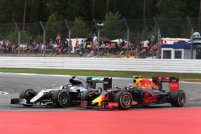 Mercedes e Red Bull