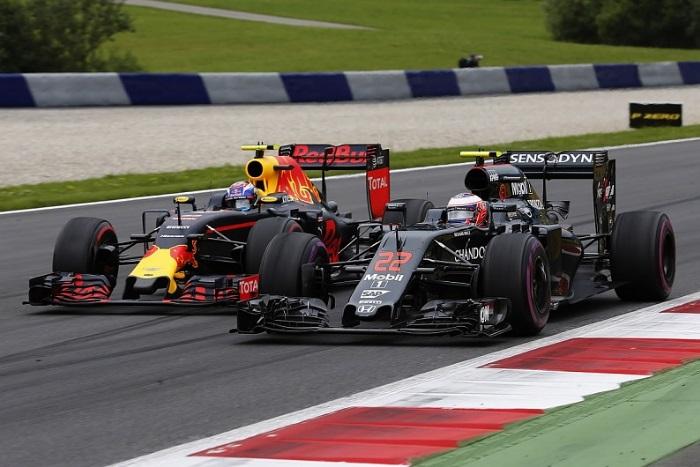 Red Bull e McLaren