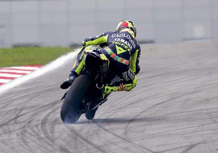 MotoGP – Controle de tração