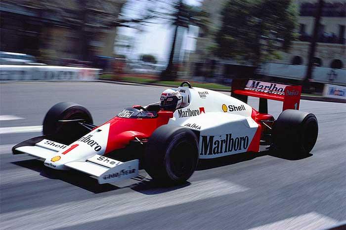Ecclestone: Prost é o melhor piloto da história da F1