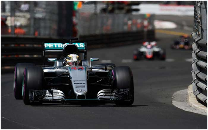 Mercedes AMG PETRONAS / Steve Etherington
