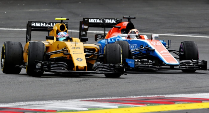 Renault e Manor