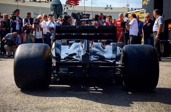 Pneus Pirelli para 2017