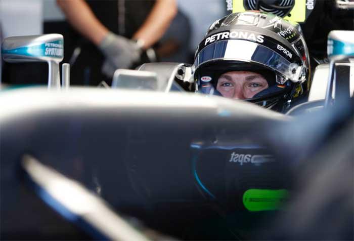 Nico Rosberg - Malásia 2016