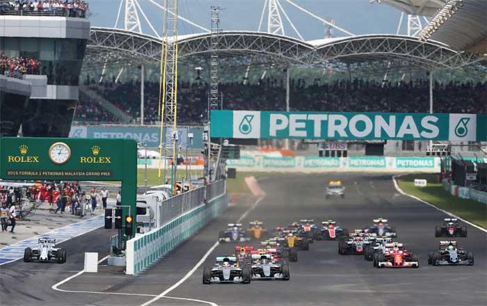 Calendario Gp.F1 Gp Da Malasia Esta Fora Do Calendario De 2018