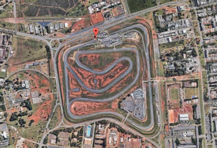 Autódromo Internacional Nelson Piquet - Brasília