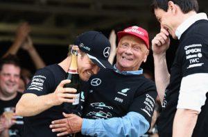 F1 – Mercedes defende Rosberg contra comentários de Ecclestone