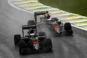 McLaren-Honda