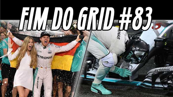 Nico Rosberg campeão 2016