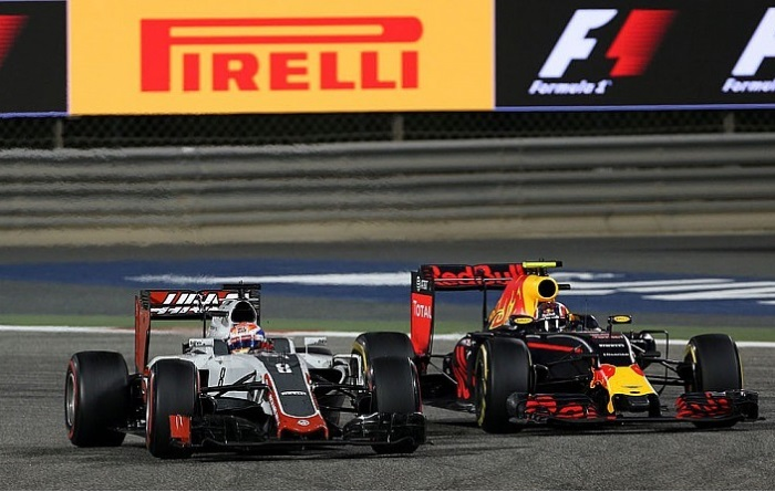 Haas e Red Bull