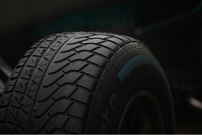 Pneu de chuva da Pirelli