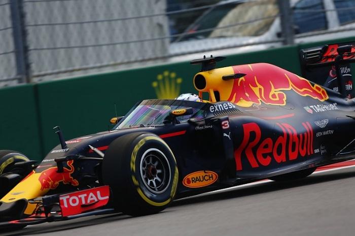 Conceito aeroscreen da Red Bull