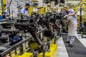 Volkswagen do Brasil atinge  o marco de 1 milhão  de módulos de suspensão  e Front End produzidos  na fábrica do Paraná