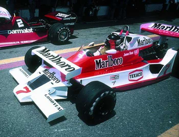 McLaren M26 - GP da Espanha 1978