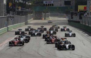 GP da Europa - Baku, Azerbaijão