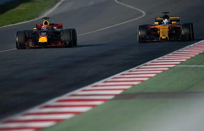 Red Bull e Renault