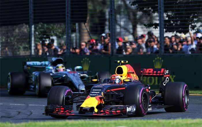 Red Bull e Mercedes