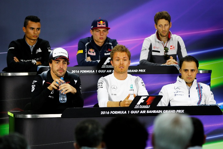 GP do Bahrain de 2016