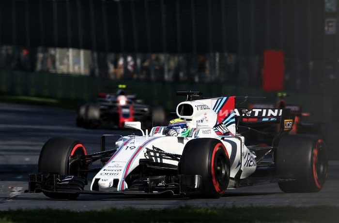 Felipe Massa - Austrália 2017