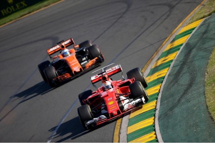 Ferrari e McLaren