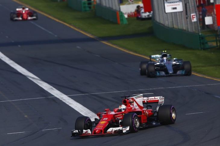 Ferrari e Mercedes
