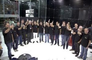 Pilotos da Copa Truck brindam à criação da categoria