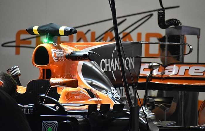Asa T da McLaren
