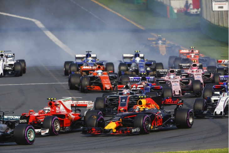 GP da Austrália 2017
