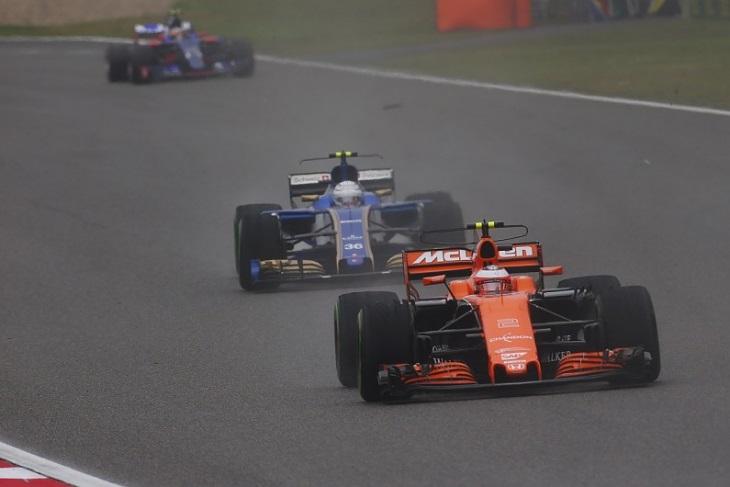 McLaren e Sauber