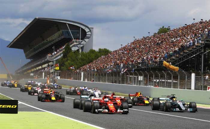 GP da Espanha 2017