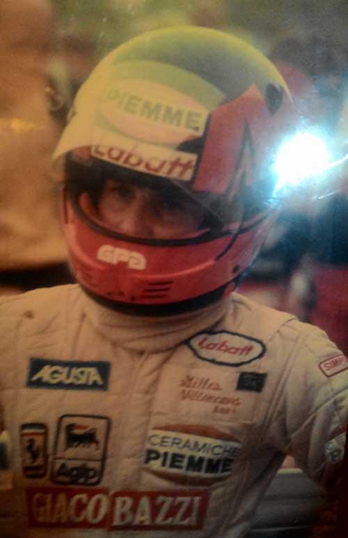 Gilles Villeneuve - Jacarepaguá 1982