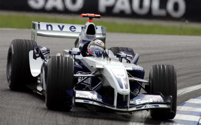 Montoya detém o recorde de Interlagos até hoje